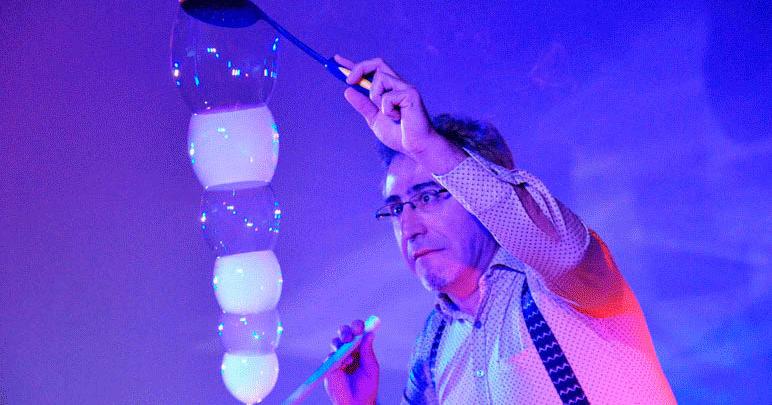 Photo of Bfff!!!, burbujas, ciencia, diversión y experimentos