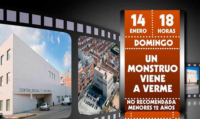 Photo of Una Biblioteca de Cine presenta 'Un monstruo viene a verme'