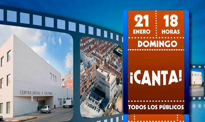 Photo of Una Biblioteca de Cine presenta '!Canta!'