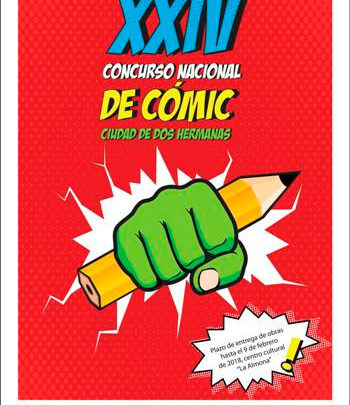 "Photo of XXIV Concurso Nacional de Cómics ""Ciudad de Dos Hermanas"""