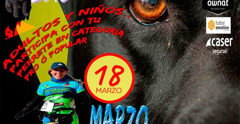 2 Canicross / Bikejoring Dos Hermanas 2018