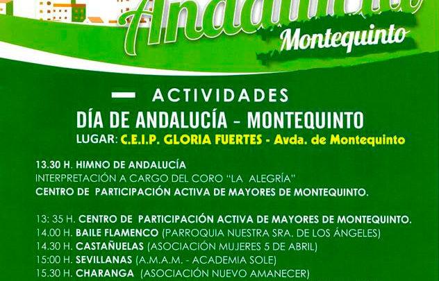 Photo of Día de Andalucía en Montequinto