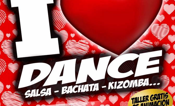 Photo of Fiesta Bailamos 'I ❤️ Dance' en Cachaza Café