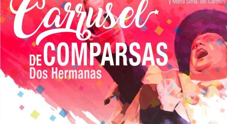 """Photo of Carrusel de Comparsas en caseta """"Amigos del Prendimiento"""" en el Recinto Ferial de Dos Hermanas"""
