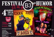 Festival del humor en B3 Sevilla
