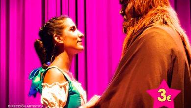 """Musical infantil """"La Bella y la Bestia"""" en el Teatro Municipal"""