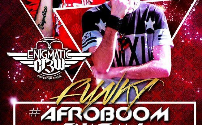 Afroboom en Sala Barrabas marzo 2018