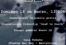 Concierto de La Cadena Psych Jamband en Tokatu Music Club