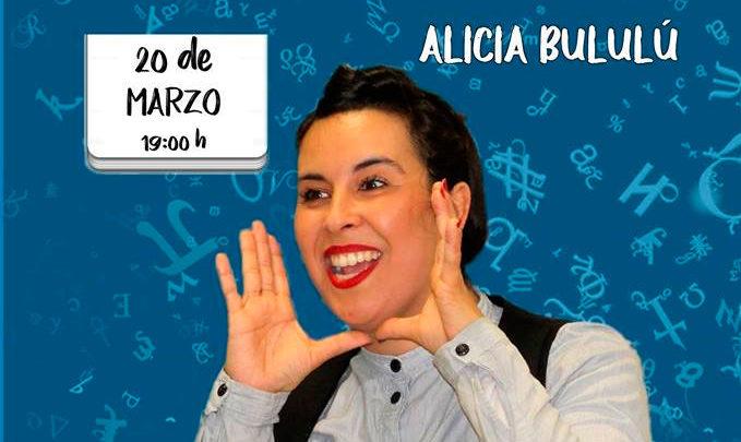 Cuentacuentos en familia '¡Narradores del Mundo!' con Alicia Bululú