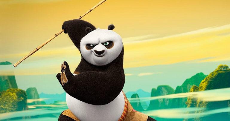 Photo of Una Biblioteca de Cine presenta 'Kun Fu Panda'