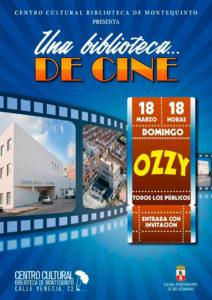 Una Biblioteca de Cine presenta 'Ozzy'