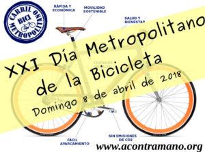 XXI Día Metropolitano de la Bicicleta