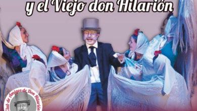Zarzuela Amores Romanzas y el Viejo don Hilarón