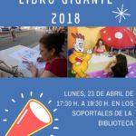 Actividades-para-la-celebracion-del-Dia-del-Libro-2018-libro-gigante