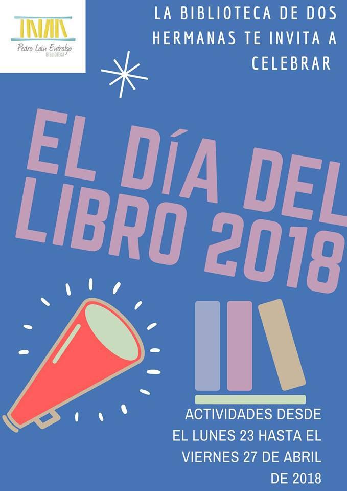 Actividades para la celebración del Día del Libro 2018