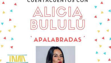 Cuentacuentos 'Apalabradas' con Alicia Bululú