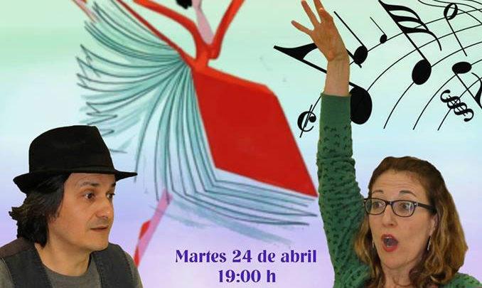 Cuentacuentos familiar 'Libros libres y danzantes' con La Cháchara