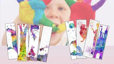 Día Mundial del Libro: Taller de marcapáginas y dominó de libros