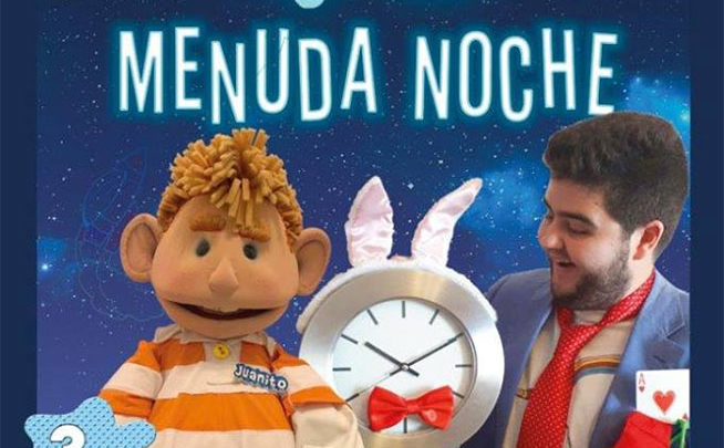 """Photo of Suspendido el espectáculo infantil """"El universo de menuda noche"""""""
