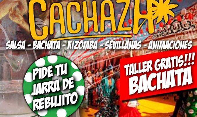 Photo of Fiesta Pre-Feria de Dos Hermanas en Cachaza Café