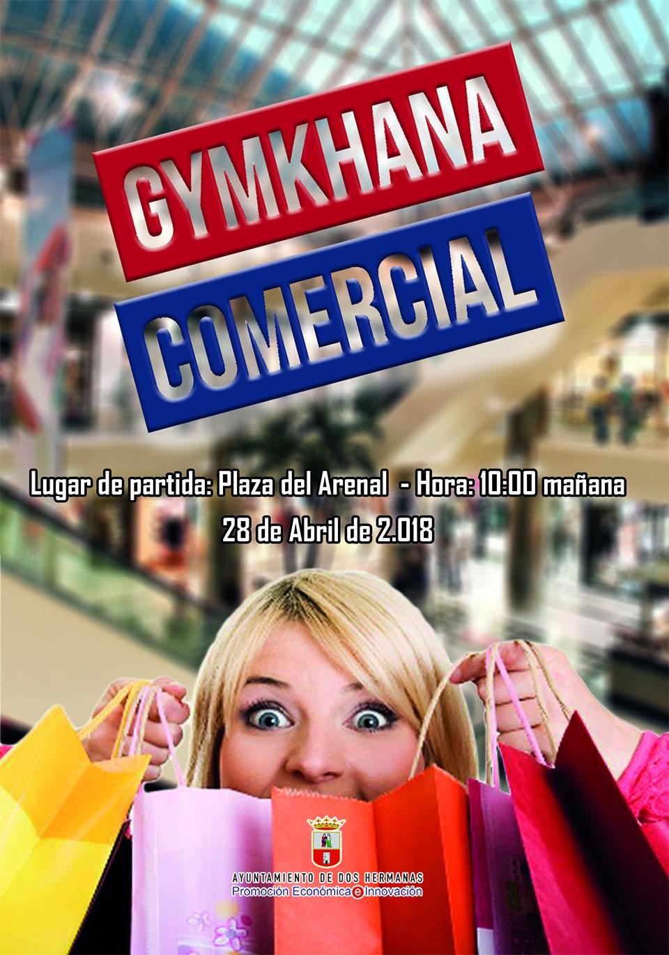 Gymkana Comercial 2018