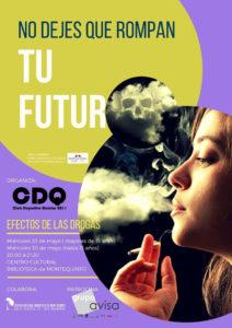 Ciclo de charlas formativas 'No dejes que rompan tu futuro'