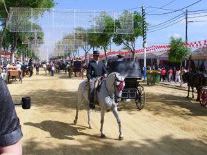 Paseo de Caballos - Feria de Dos Hermanas
