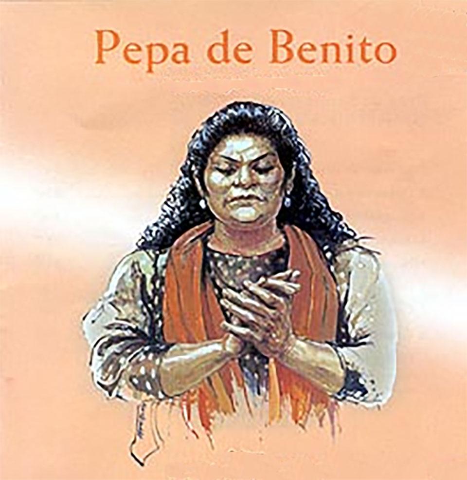 Tertulia Flamenca En Pe 241 A Juan Talega Tema Pepa La De