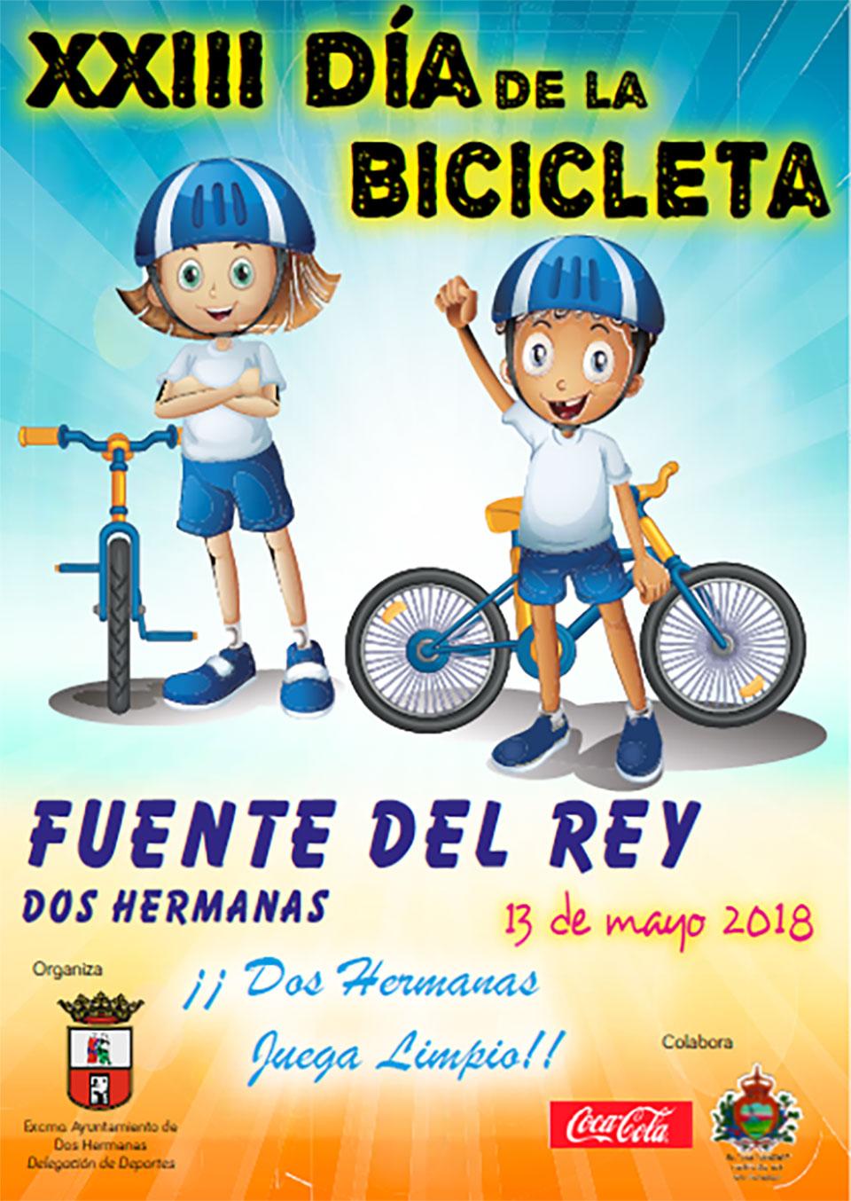 XXIII Día de la Bicicleta de Fuente del Rey