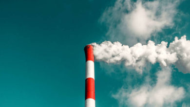 Cambio climatico chimenea