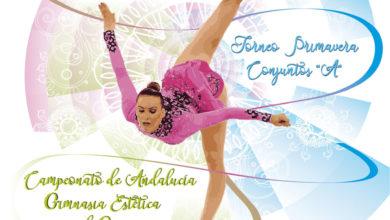 Campeonato de Andalucía y Torneo de Primavera de Gimnasia Rítmica
