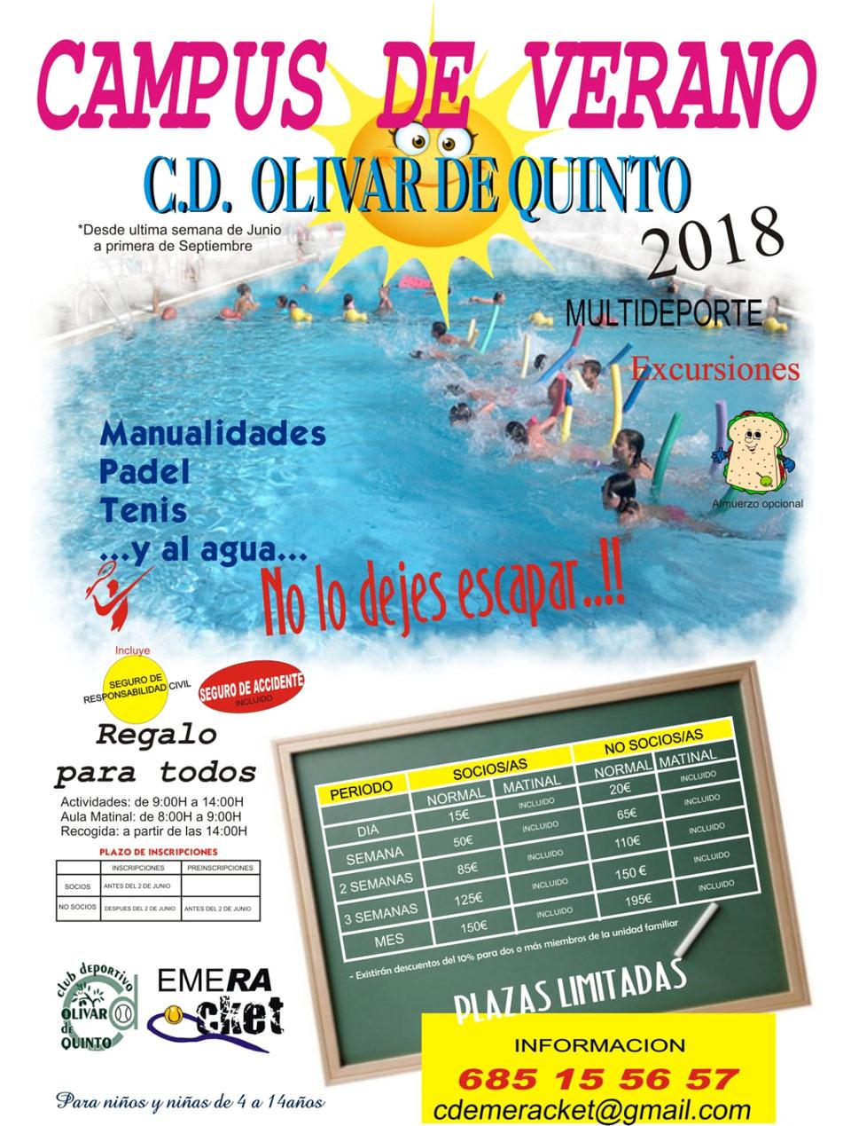 Club Deportivo Olivar de Quinto