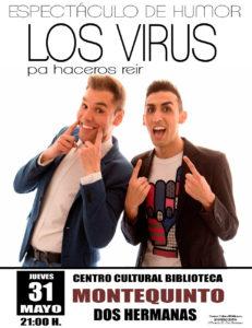 Espectáculo especial de 'Los Virus' pa haceros reir