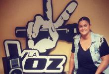 María Moriel de La Voz