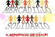Mercadillo Solidario a beneficio de CEA(R)