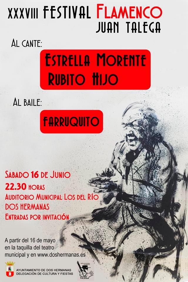 XXXVIII Festival Flamenco Juan Talega