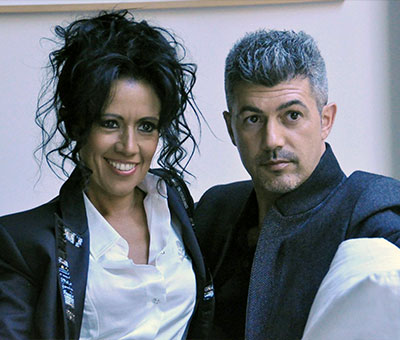 Amistades Peligrosas dúo musical español