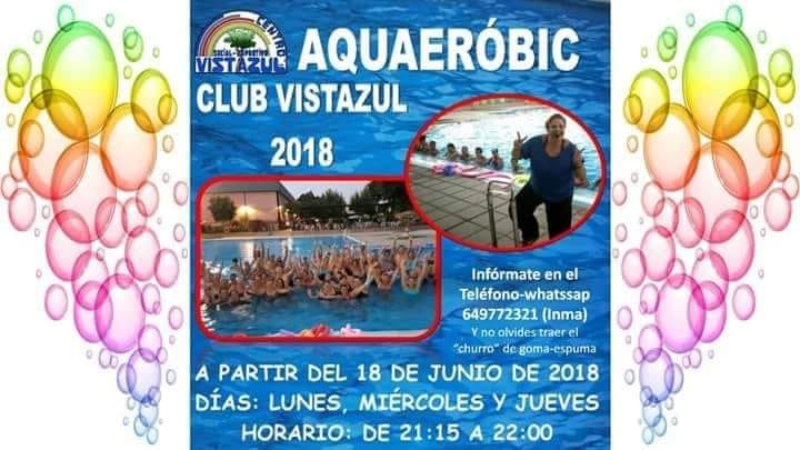 Aquaerobic Club de Vistazul 2018