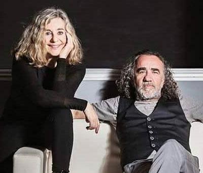 Cómplices es un dúo musical español