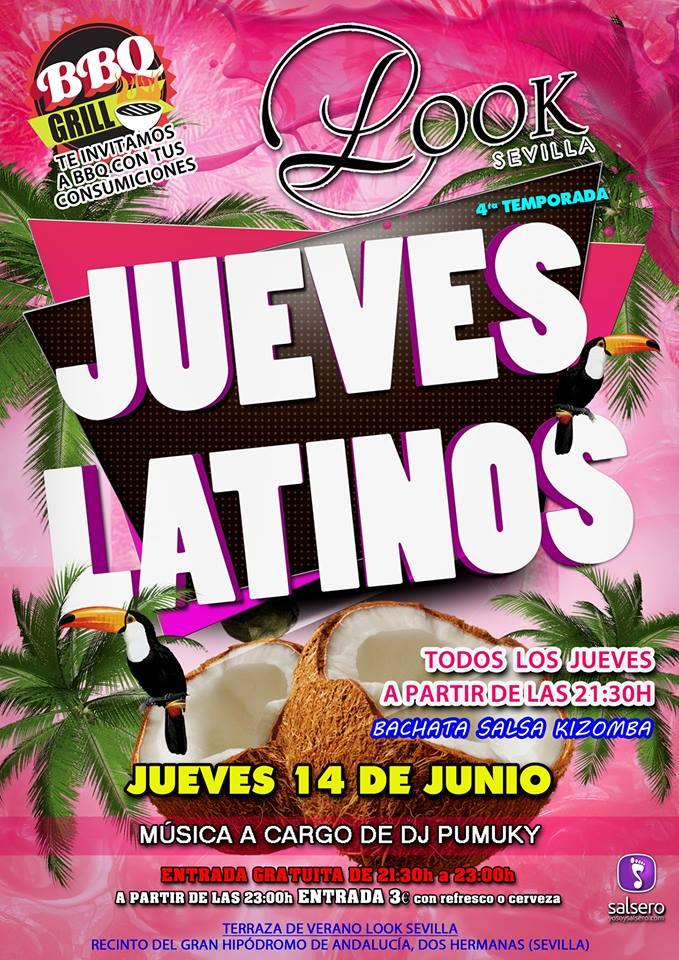 Jueves Latinos Look Sevilla