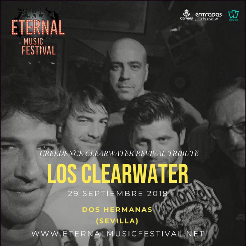 Los Clearwater en Eternal Music Festival