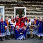 Polish Folk Dancers Krakowiacy