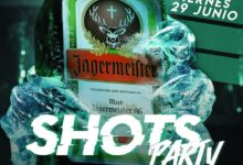 Shots Party con Jagermeister en Look Sevilla
