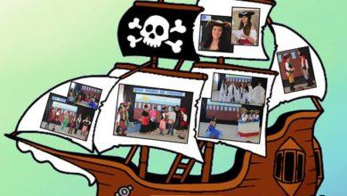 Teatro infantil 'Vaya panda de piratas' CEIP Los Montecillos