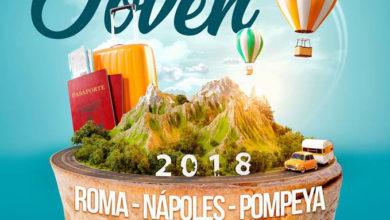 Verano joven 2018 - Roma, Nápoles, Pompeya y Berlín