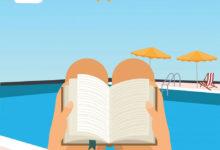 'Bibliopiscina' en la Piscina Municipal de Montequinto