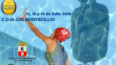 Campeonato de España Waterpolo juvenil femenino 2017-2018 en Dos Hermanas