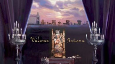 Cartel Romería de Valme 2018 - obra de Fernando Vaquero