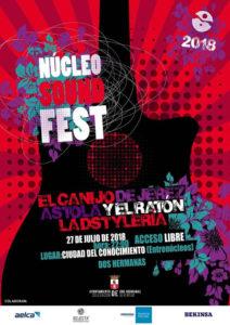 Núcleo Sound Fest 2018 en Dos Hermanas