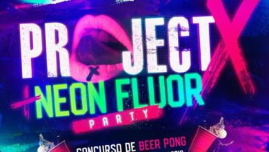 Proyect X + Neon Fluor Party en Look Sevilla